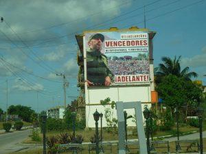 fidel cartellone